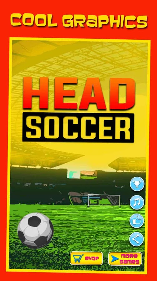 Head Soccer Lets Football- screenshot