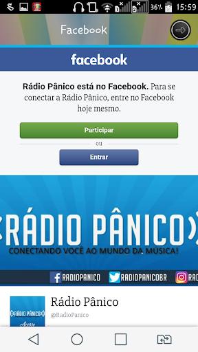 Rádio Pânico screenshot 3