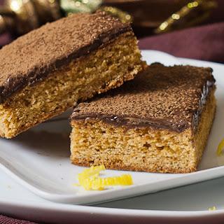 Butterscotch Brownies.