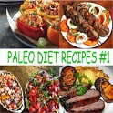 paleo diet recipes - 50+ recipes icon