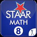 STAAR Math Test Prep - Grade 8