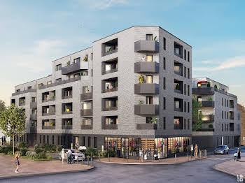 Appartement 2 pièces 44,1 m2