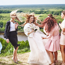 Wedding photographer Evgeniy Taktaev (evgentak). Photo of 18.06.2018