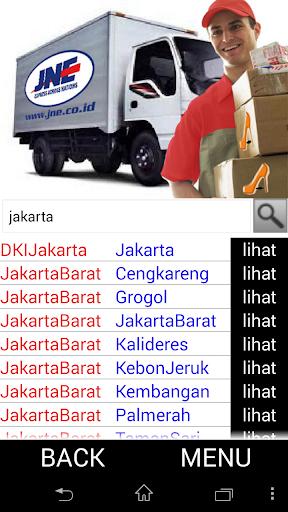 Tarif Ongkir JNE Medan 2015