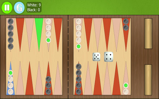 Backgammon Ultimate 1.5.0 screenshots 9
