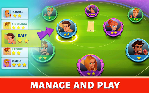Hitwicketu2122 Superstars: Cricket Strategy Game apkmr screenshots 13