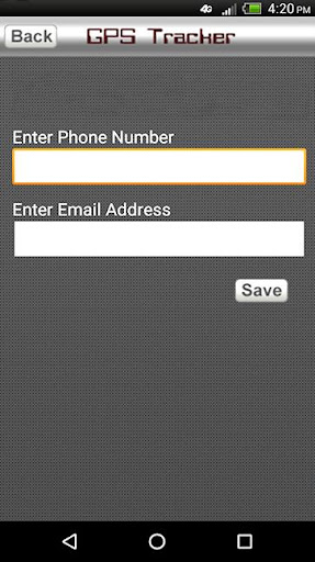 GPS PHONE TRACKER PRO  screenshots 4