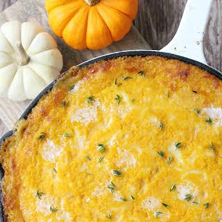 Pumpkin Shepherd's Pie.