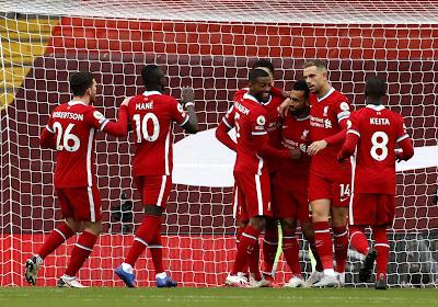 Liverpool pourra compter sur le retour de l'un de ses absents