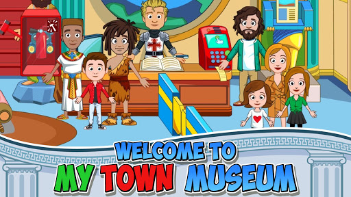 My Town : Museum - screenshot
