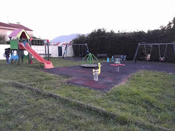 Parque infantil Sabarís