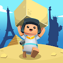 Idle Landmark Tycoon - Builder Game icon