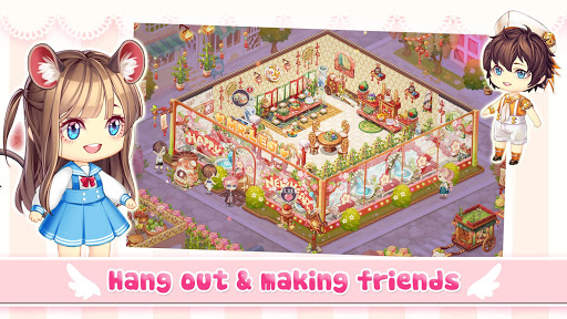 Kawaii Home Design - Decor & Fashion Game filehippodl screenshot 5