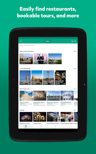 TripAdvisor Hotels Flights Restaurants Attractions 29.0 screenshots 15