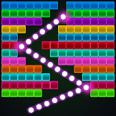 Bricks Breaker Galaxy Shooter icon