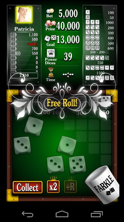 farkle dice game rules pdf