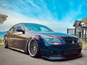 5シリーズ セダン  BMW E60 M sports 2009年式(後期)のカスタム事例画像 FREEDOM 10さんの2020年06月10日01:14の投稿