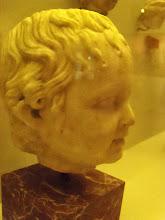 Photo: Apollonia Museum - Hellenistic head