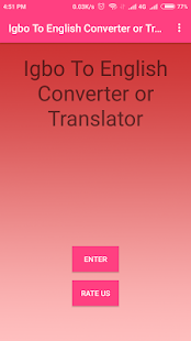 Igbo To English Converter or Translator – Apps on Google Play