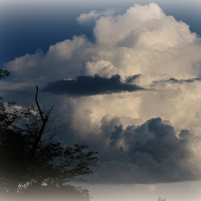 Morning Sky by Peggy Clark - Landscapes Cloud Formations ( sky, morning,  )