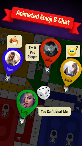 Ludo Master : Multiplayer Board Dice Game 2.3 screenshots 2
