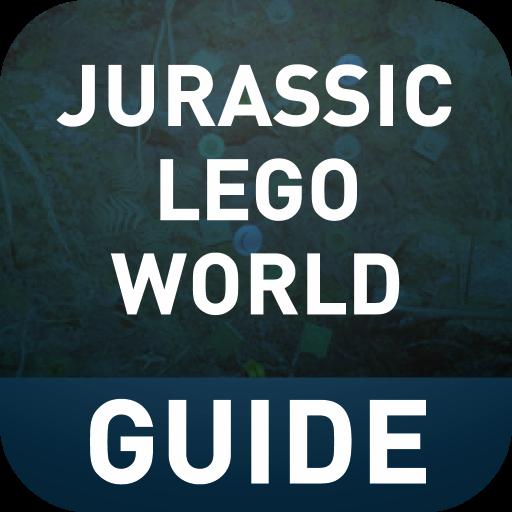 指南侏羅系樂高的世界 書籍 App LOGO-APP開箱王