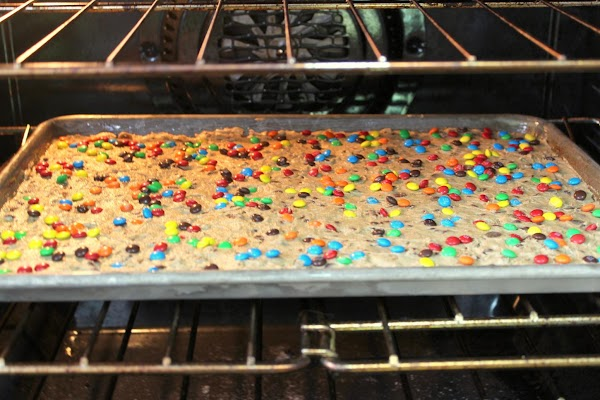 Bake in the center of the oven until edges are browned; the center will...