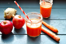 Carrot Apple Ginger Juice