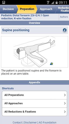 AO Surgery Reference 1.2.6 screenshots 5
