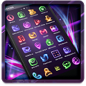 Neon Light Icon Packs (Theme) icon