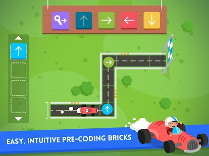Code Karts Pre-coding for kids- screenshot thumbnail