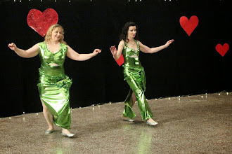 Photo: Rohey Feek (kor. H. Lindgren; tanssijat A. Horning, M. Jordan)