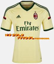 Photo: AC Milán 3ª * Camiseta Manga Corta * Camiseta Manga Larga