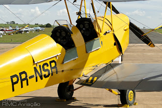 Photo: De Havilland DH-82A Tiger Moth - PR-NSR - São Carlos Airport-QSC/SDSC