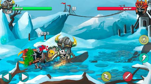 Tiny Gladiators - Fighting Tournament screenshot 23