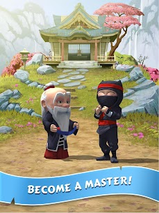 Clumsy Ninja App Download For Android and iPhone 4