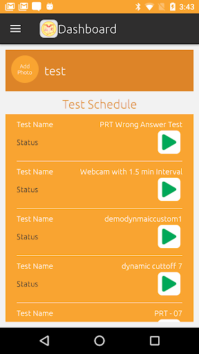 RYP Online Test app (apk) free download for Android/PC/Windows screenshot