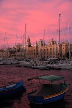 Photo: Senglea view of Birgu