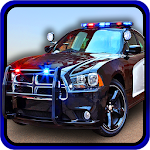 City Police Hateful Crime Icon