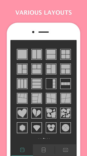 Mixoo Collage - Photo Frame Layout & Pic Grid screenshot 4