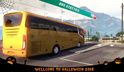 Autobu00fas Euro Coach conduciendo simulador Off Road  trampa 9