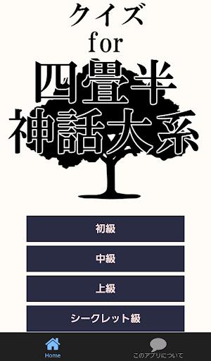 クイズfor四畳半神話大系~京都の大学生の青春物語~
