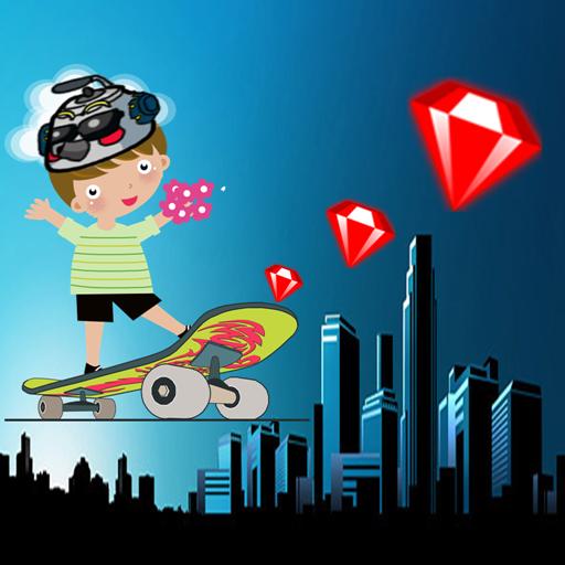 Indian Skater Adventure