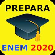 Prepara ENEM 2020 (Simulado e Redação)