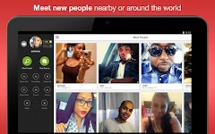 screenshot of Moco - Chat, Meet People