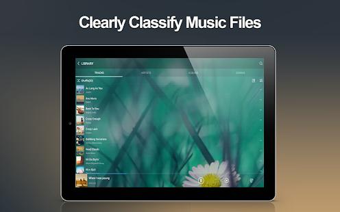 Music Player - Audio Player Screenshot
