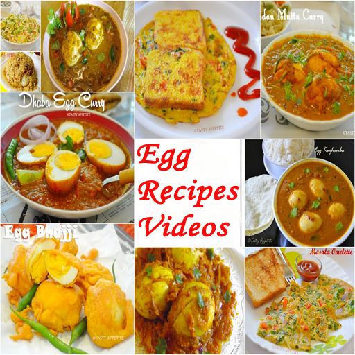 Egg Recipes Videos