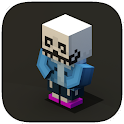 Crossy Creeper :Heroe of Clans icon