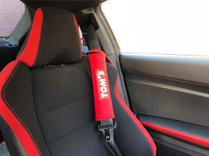 86  GT 2018のシートのカスタム事例画像 フッキー86さんの2018年08月26日14:32の投稿
