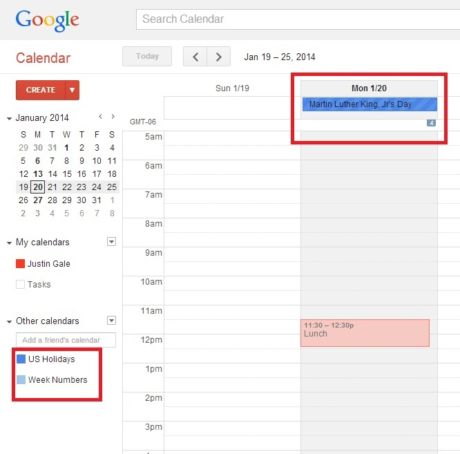 how to add someone to your google calendar
